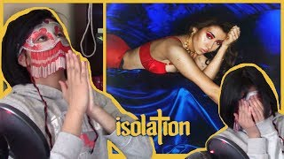 ISOLATION - KALI UCHIS (FIRST REACTION/REVIEW)