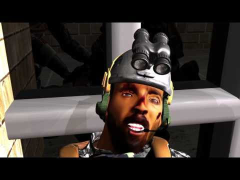 War the third - A Nigerian 3D Animated short by iink Animation