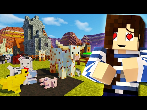 NEW FARM ANIMALS IN MINECRAFT!?