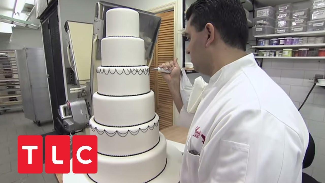 Cake Boss Die Schonsten Hochzeitstorten