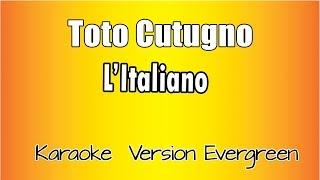 Toto Cutugno - L' italiano (versione Karaoke Academy Italia) screenshot 4