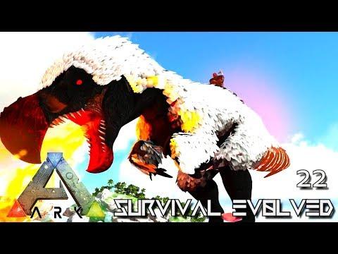 ARK: SURVIVAL EVOLVED: ALPHA DODOREXY TAMING & BOSSES E22 !!! ( ARK EXTINCTION CORE MODDED )