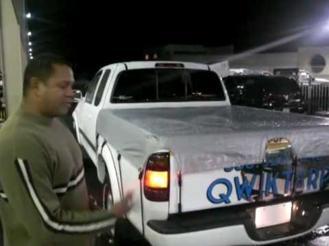 Qwiktarp Fitted Truck Bed Cover Youtube