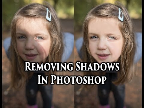how to make shadow in photoshop cs