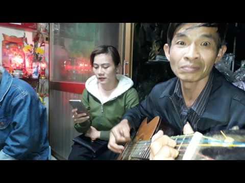 Vung La Me Bay Guitar Cover Ca si Thai Thanh trinh bay