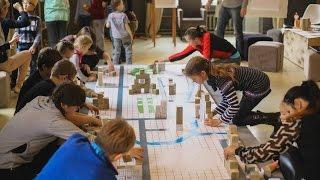 Проектная группа 8 - Детская дизайн-игра - Проектирование города
