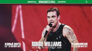 Robbie Williams - Party Like A Russian Live 2017