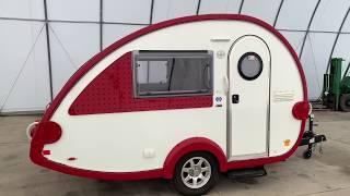 2017 nuCamp Little Guy T@B 320 Model S TearDrop Travel Trailer FOR SALE www.truckandrv.com