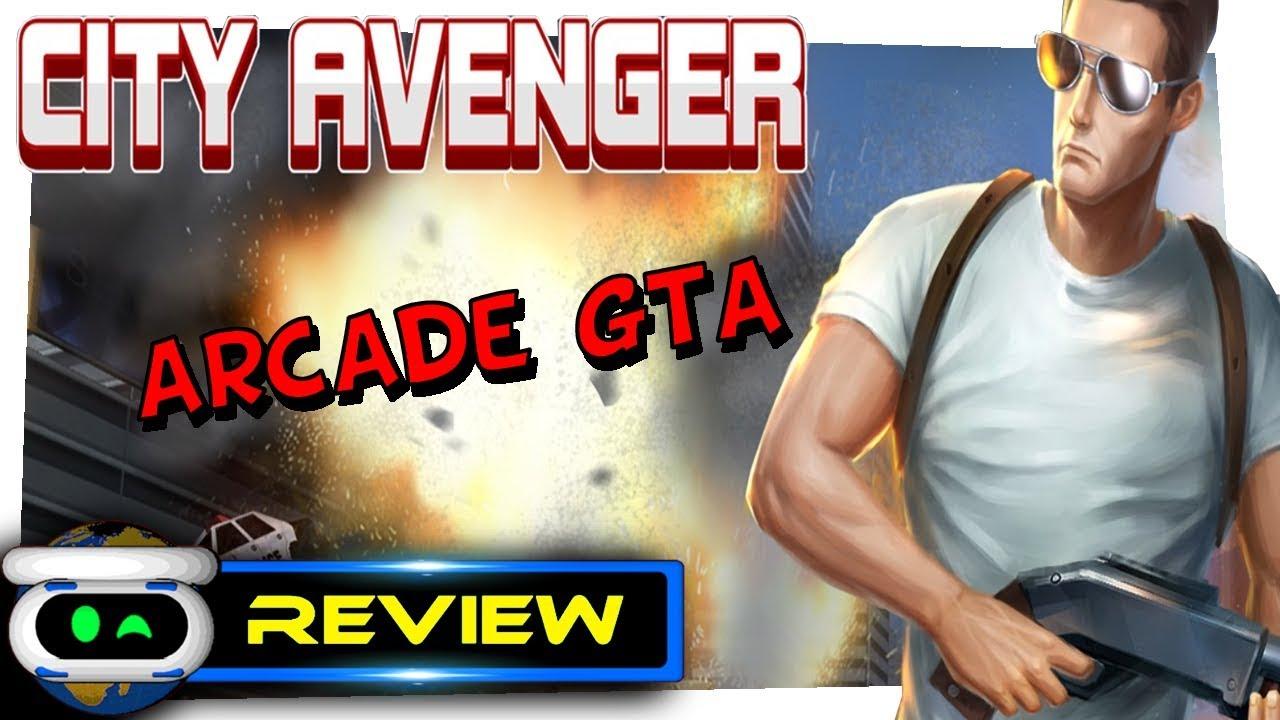 City Avenger PSVR Review (Arcade GTA HK)