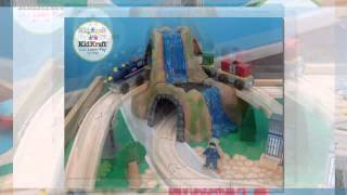 Best Price Best Choice Kidkraft Waterfall Mountain Train Set And Table