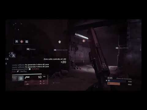 Sv Scout in action !!! Top Destiny Clips ep 1