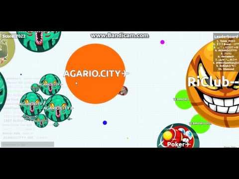 Agario.city #1 Wracam ?