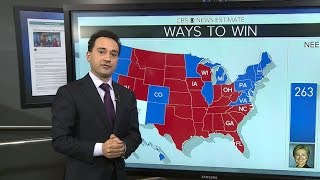 Can Trump reach 270 electoral votes?