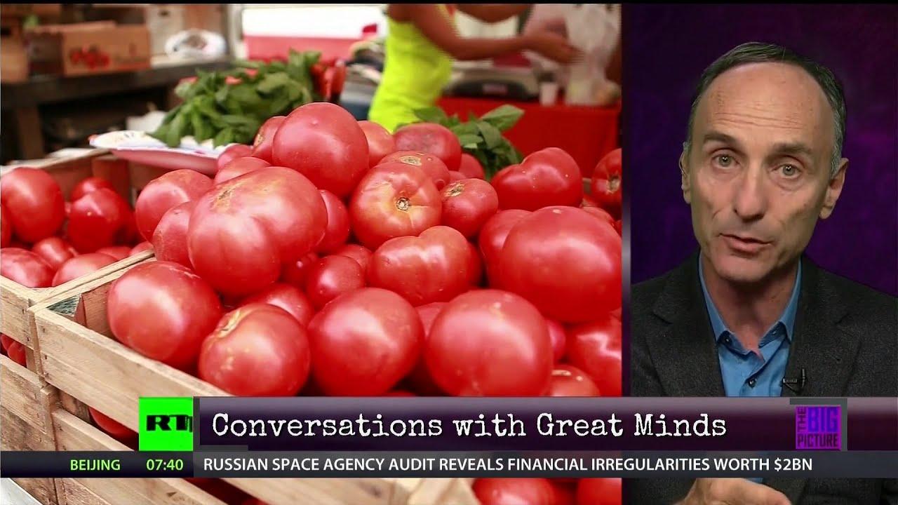 Great Minds - Jeffrey M. Smith - Are GMOs Safe?