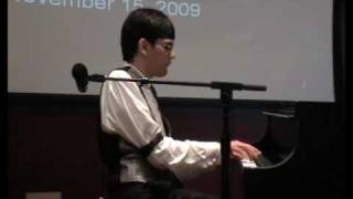 """Kansas City Blues""~ performed by Brian Hawkins in Kansas City on November 15, 2009"