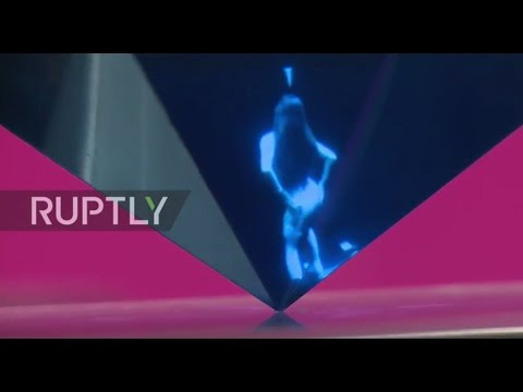 USA: Cost-effective adult hologram service goes on display in Las Vegas