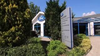 Így kezdődött a Ford Solymár története