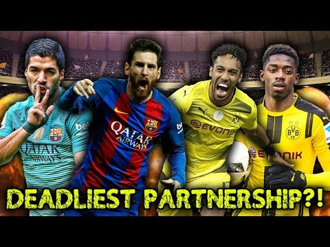 The Deadliest Partnership In European Football Is… | #StatWarsTheChampions