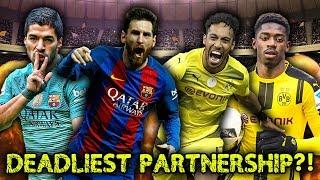 The deadliest partnership in european football is… | #statwarsthechampions