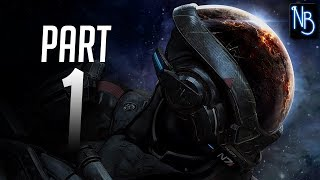 Mass Effect: Andromeda Walkthrough Part 1 No Commentary