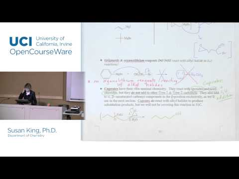 Chem 51C. Organic Chemistry. Lec. 06: Alpha-Beta Unsaturated Carbonyl Compounds