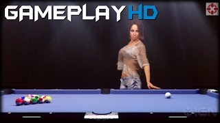 Pure Pool Gameplay (PC HD)