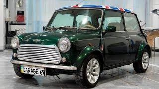 КУПИЛ Mini Cooper 2000 года: последний настоящий М...