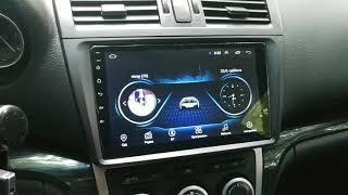 Seicane Android 8,1 2DIN 6500руб Mazda 6  2008 2009 2010 2011 2012 2013 2014