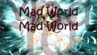 Alex Parks Mad World Lyrics