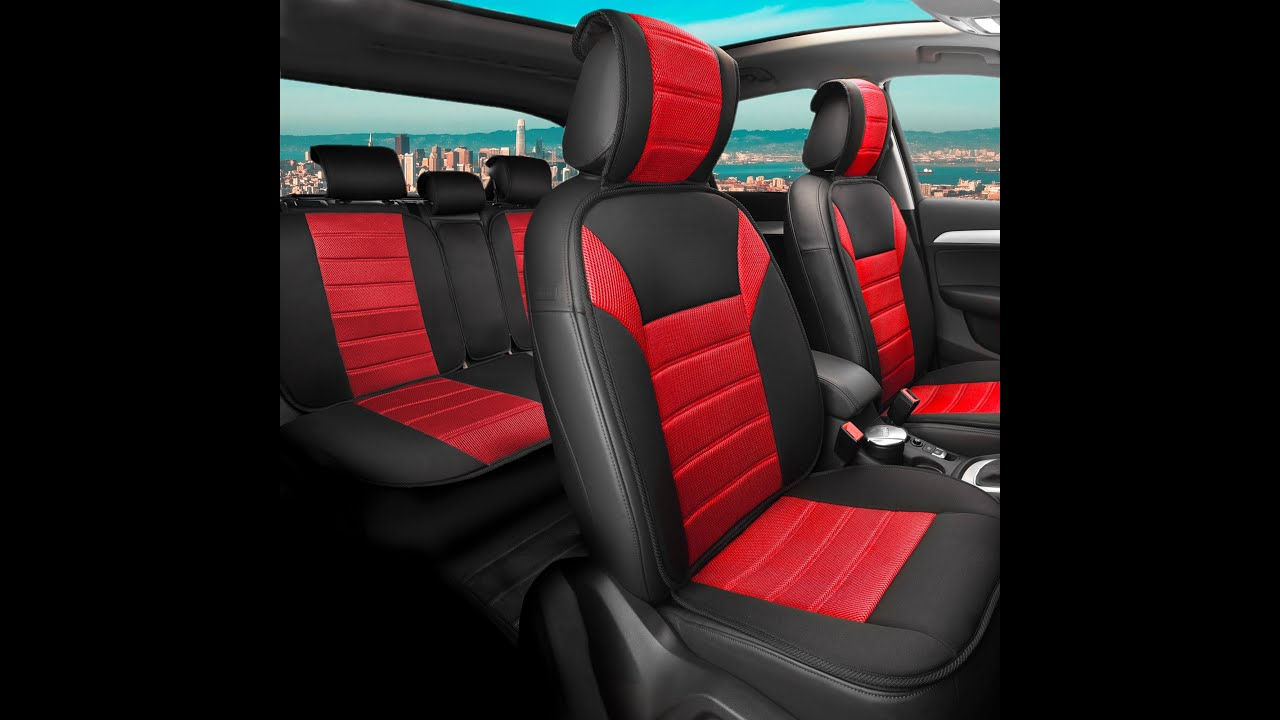 how to install front bucket seat cushion pads for cars fh group