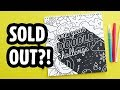 DOODLE BOOK UPDATE 11/6/18 | Sea Lemon