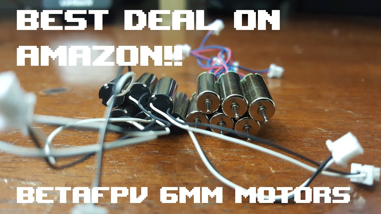 Great deal on tiny whoop motors youtube for Lumenier tiny whoop motors