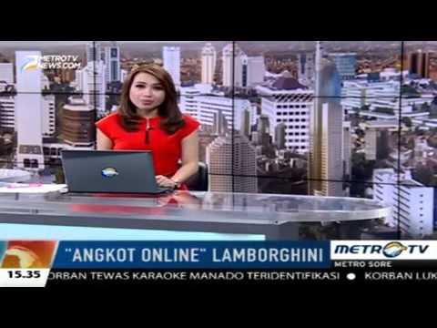 Lamborghini Jadi Angkot... Mantap!