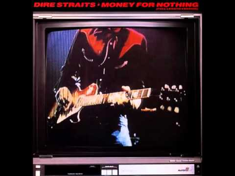 Dire Straits   Money For Nothing Lost 12'' Version