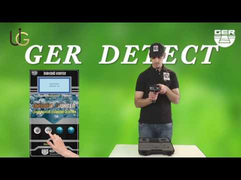 Diamond And Gemstones detectors - Diamond Hunter Device