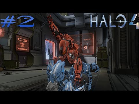 We Can Work This Out! Let's Play Halo 4 Legendary Campaign Part 2
