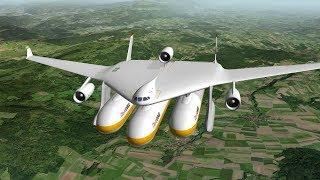 Самые Дорогие Транспортные Самолеты в Мире