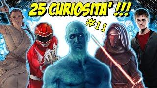 25 Curiosità PAZZESCHE #11 | Ritorno al Futuro , Watchmen e Daredevil