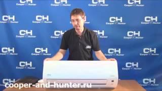 Обзор кондиционера Cooper&Hunter серии Nordic CH S09FTXN, CH S12FTXN,CH S12FTXN  www climat lg ua