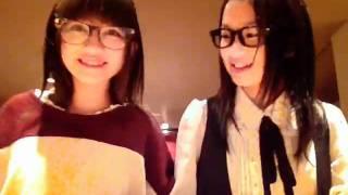 リクエスト対応 2012/01/29 「中江友梨 一人でユーストできるんやもん!...