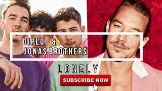 Diplo Presents: Thomas Wesley - Lonely (with Jonas Brothers) ( LYRICS)