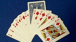 Play It Again - Card Trick Revealed TRIUMPH