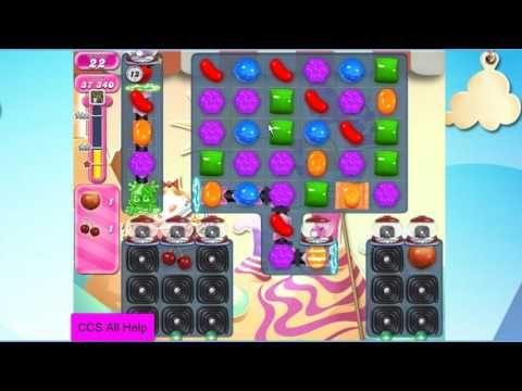 Candy Crush Saga Level 2500 NO BOOSTERS Cookie