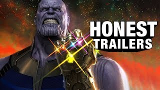 Honest Trailers Avengers Infinity War