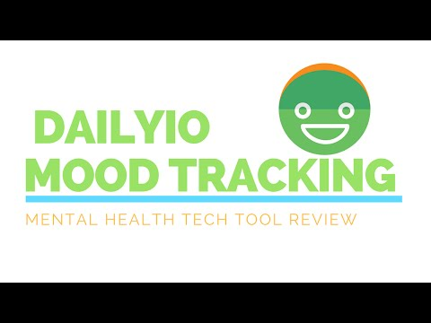Review: Daylio Mood Tracking App