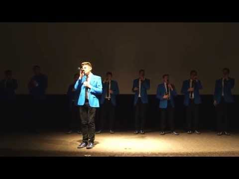 Newsies Medley - BYU Vocal Point - BYU A Cappella Jam, 25 Mar 2015