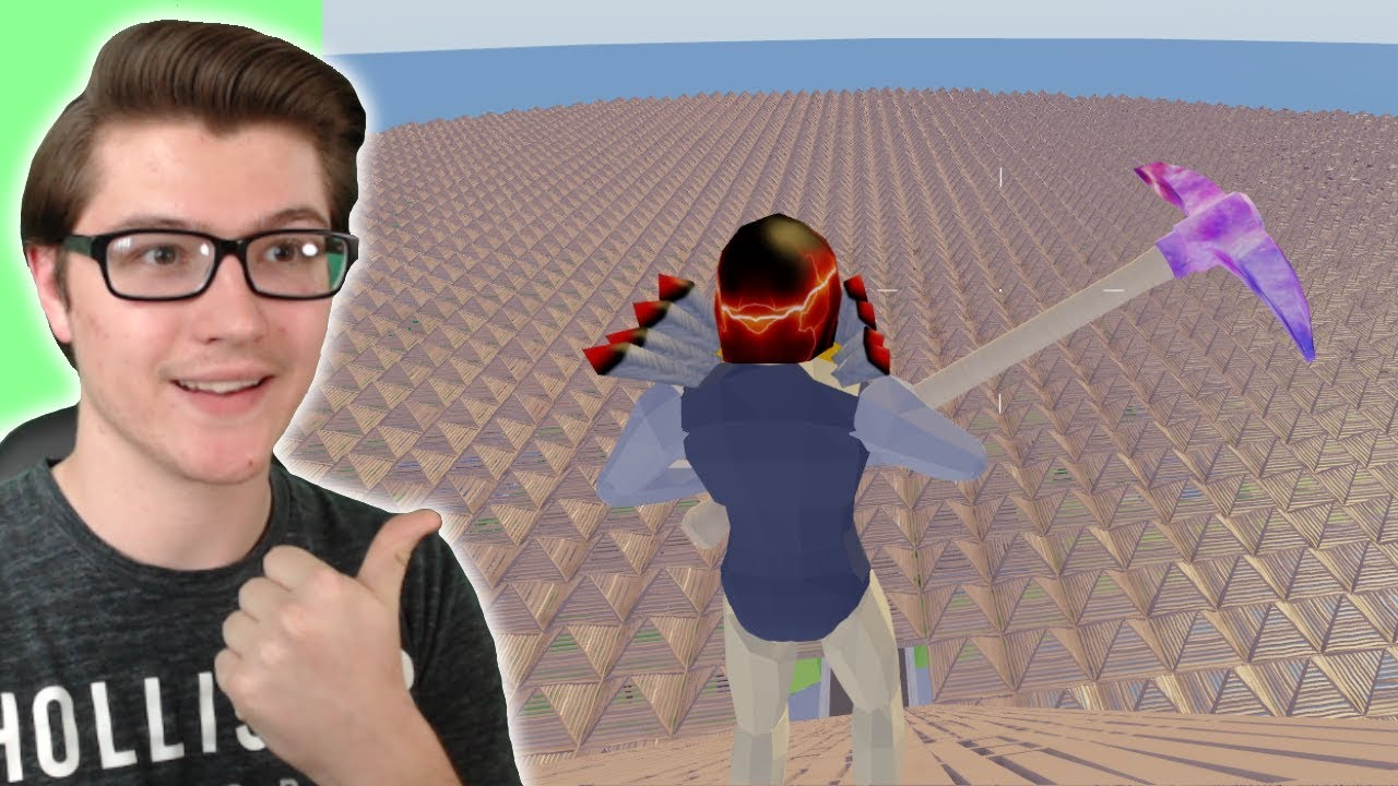 I COVERED THE MAP WITH PYRAMIDS IN STRUCID! (ROBLOX ...