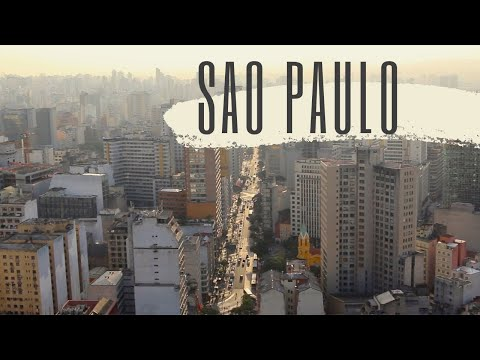 São Paulo - Brazil: Vibrant and Beautiful City !!!