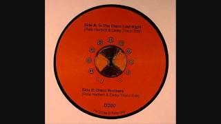 Pete Herbert & Dicky Trisco - Disco Brothers (Disco Deviance 30)