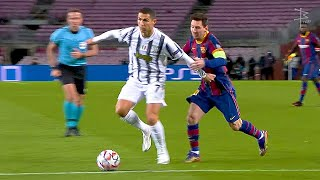 Ronaldo vs Messi - Against Each Other